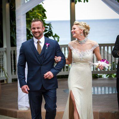 Lyv and Chris Wedding