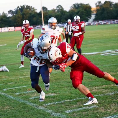 South Aiken vs. White Knoll
